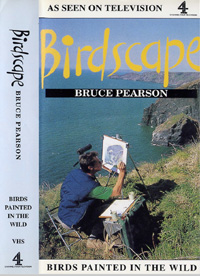 Wildlife Artist Bruce Pearson 30 Years Of Art Projects